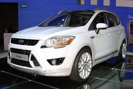 Ford Kuga 2.5 T en direct du Mondial: un SUV pour hommes