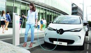 Électriques: la France est leader du marché européen au 1er semestre 2016