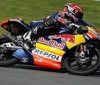 GP125 - Qatar Qualification: Marc Marquez marque son territoire