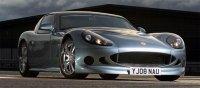 Une nouvelle sportive électrique : la Ginetta G50 EV