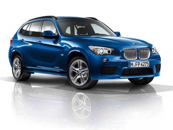 BMW X1 : et maintenant le pack Sport M