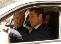 Nicolas Sarkozy veut encourager le développement des voitures électriques en France