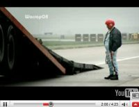 Vidéo Top Gear : le nouveau personnage : TG Stunt Man