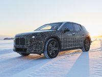 BMW iNext: les premières photos d'un prototype