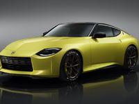 Nissan Z Proto: un futur Z à l'inspiration rétro