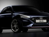 Hyundai montre l'i30 N restylée