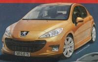 Future Peugeot 308 : l'hybride HDi au top !