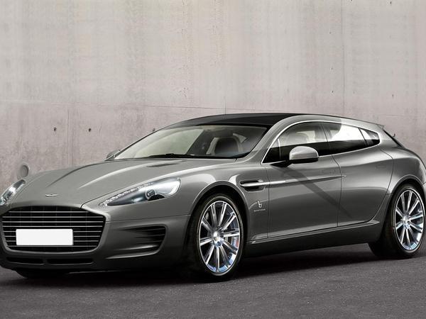 L'Aston Martin Bertone finalement produite en petite quantité ?