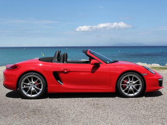Porsche : pas de petit modèle, le Boxster restera l'entrée de gamme