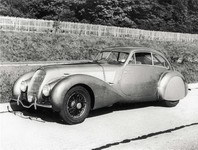 Réponse du quizz de vendredi dernier: C'était la sublime Bentley Embiricos !
