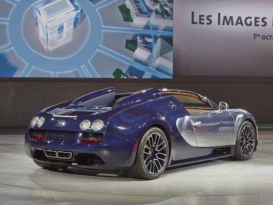 Le profil de l'acheteur moyen de Bugatti Veyron est pour le moins intéressant