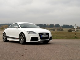 Audi TT-RS par MTM : jusqu'à 424 chevaux