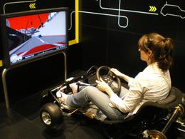 Animation : venez faire du karting chez Mini !