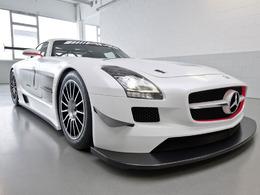 (Vidéos) L'assemblage d'une Mercedes SLS AMG GT3
