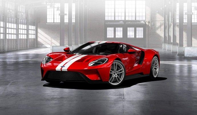 Nouvelle Ford GT: les 500 premiers clients ont été sélectionnés