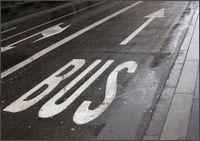 Les couloirs de bus enfin ouverts aux deux-roues...