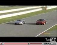 La vidéo du jour : Porsche Carrera GT versus Ferrari F599 GTB Fiorano