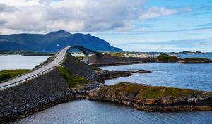 La meilleure route des vacances en Europe serait norvégienne