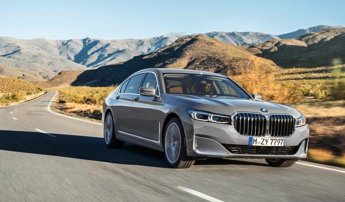 BMW prépare une technologie pour améliorer le comportement routier