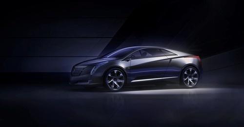 Feu vert pour la Cadillac Converj basée sur la Volt