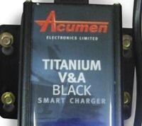 Chargeur ICA Security Titanium: la remise en forme de votre batterie.