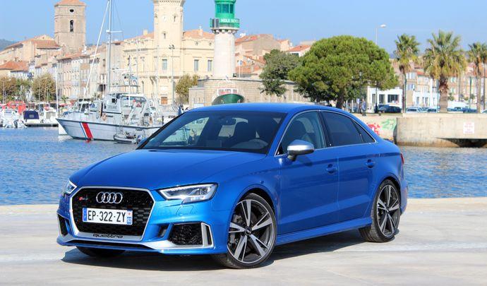 Essai vidéo - Audi RS3 (2017) : espèce en voie de disparition