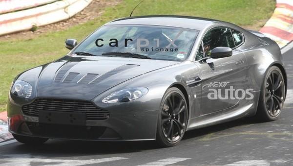 L'Aston Martin V12 Vantage RS de retour sur le Ring'