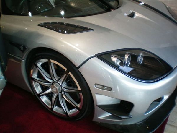 Cinq millions de dollars demandés pour une Koenigsegg CCXR Trevita