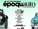 Le salon Epoqu'Auto confirmé pour début novembre
