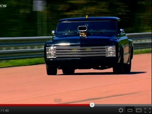 Drag Times Info : un pick-up Chevrolet C10 de 850 ch contre l'élite européenne