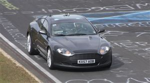 Vidéo : future Aston Martin Rapide : très rapide !