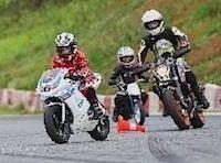 L'École Motocycliste Itinérante de la FFM aux Ecuyers début juillet 2015