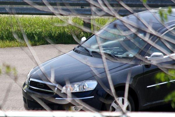 La voiture mystère : RSM ou pas RSM ?