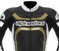 Nouveauté 2012: Alpinestars combinaison Motegi