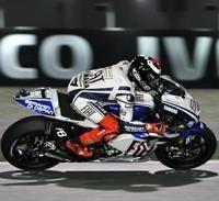 Moto GP - Qatar: Lorenzo est plus préoccupé par son train arrière que par sa main