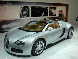 Bugatti Veyron Grand Sport : absente du Mondial mais présente sur Caradisiac