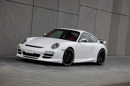Porsche 911 Carrera 4S Phase 2 par Techart