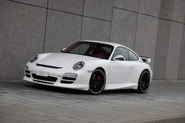 Porsche 911 Carrera 4S Phase 2 par Techart