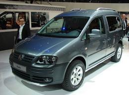 Volkswagen Caddy Panamericana Concept : pas de salon mais une avant première