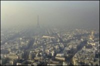 Vague de froid : la pollution sévit en France