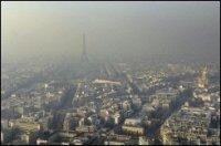 Vague de froid : la pollution sévit en France