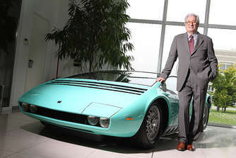 Ital Design Giugiaro : 40 ans brillants