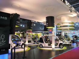 Les véhicules électriques GEM de Matra sont sympas !