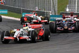 F1 : Toro Rosso achète le silence de Force India
