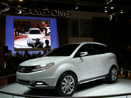 SsangYong : SUV compact en vue
