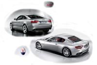 Maserati Gran Turismo & Audi A5 déjà en photos