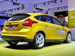 Ford lance la production de la Focus Ecoboost trois cylindres