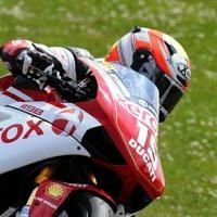 Superstock 1000 - Donington Qualification: Simeon se sauve du naufrage