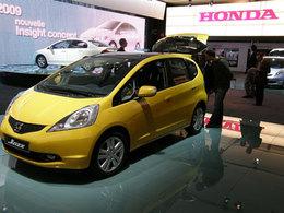 Honda Jazz : la plus sobre des petites de 100 ch