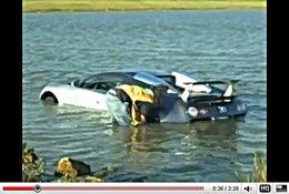 [vidéo] USA : une Bugatti Veyron nageuse de l'Est